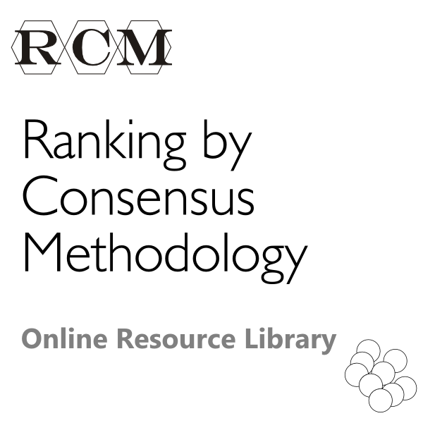 RCM Online Resource Library